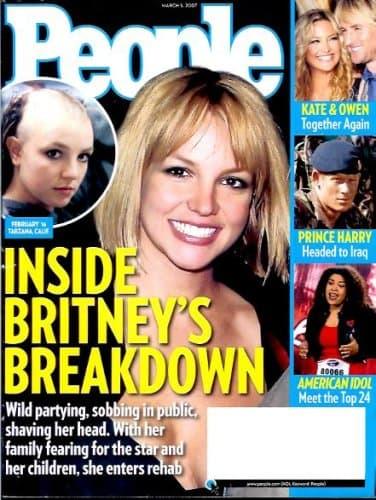 Da Britney ad oggi: framing a generation