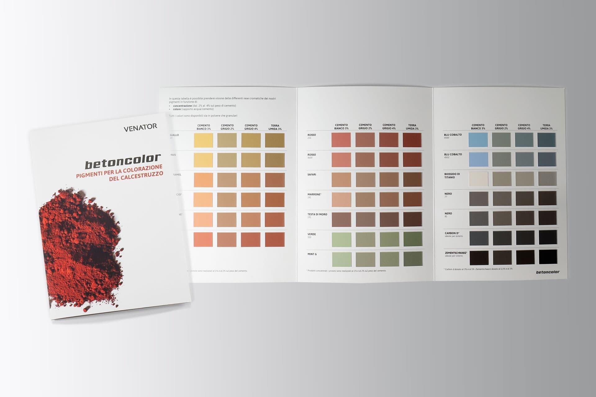 Betoncolor - Il fascino dell'ossido di ferro