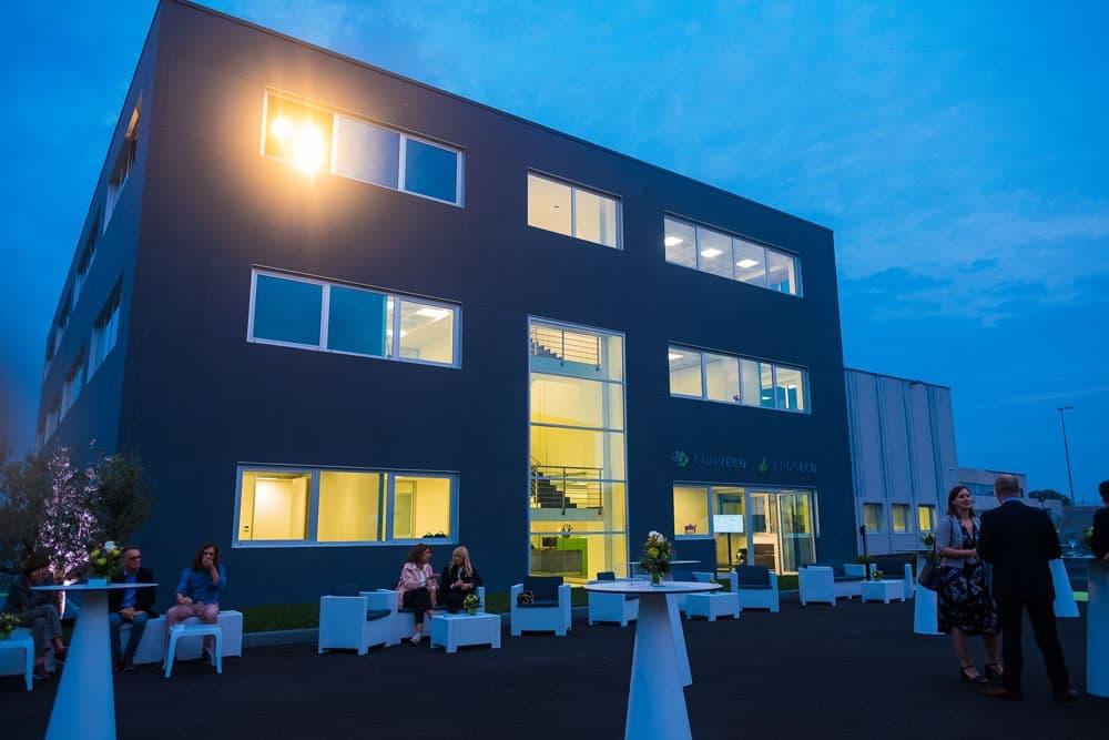 Conveco - Una nuova casa per l'azienda bresciana
