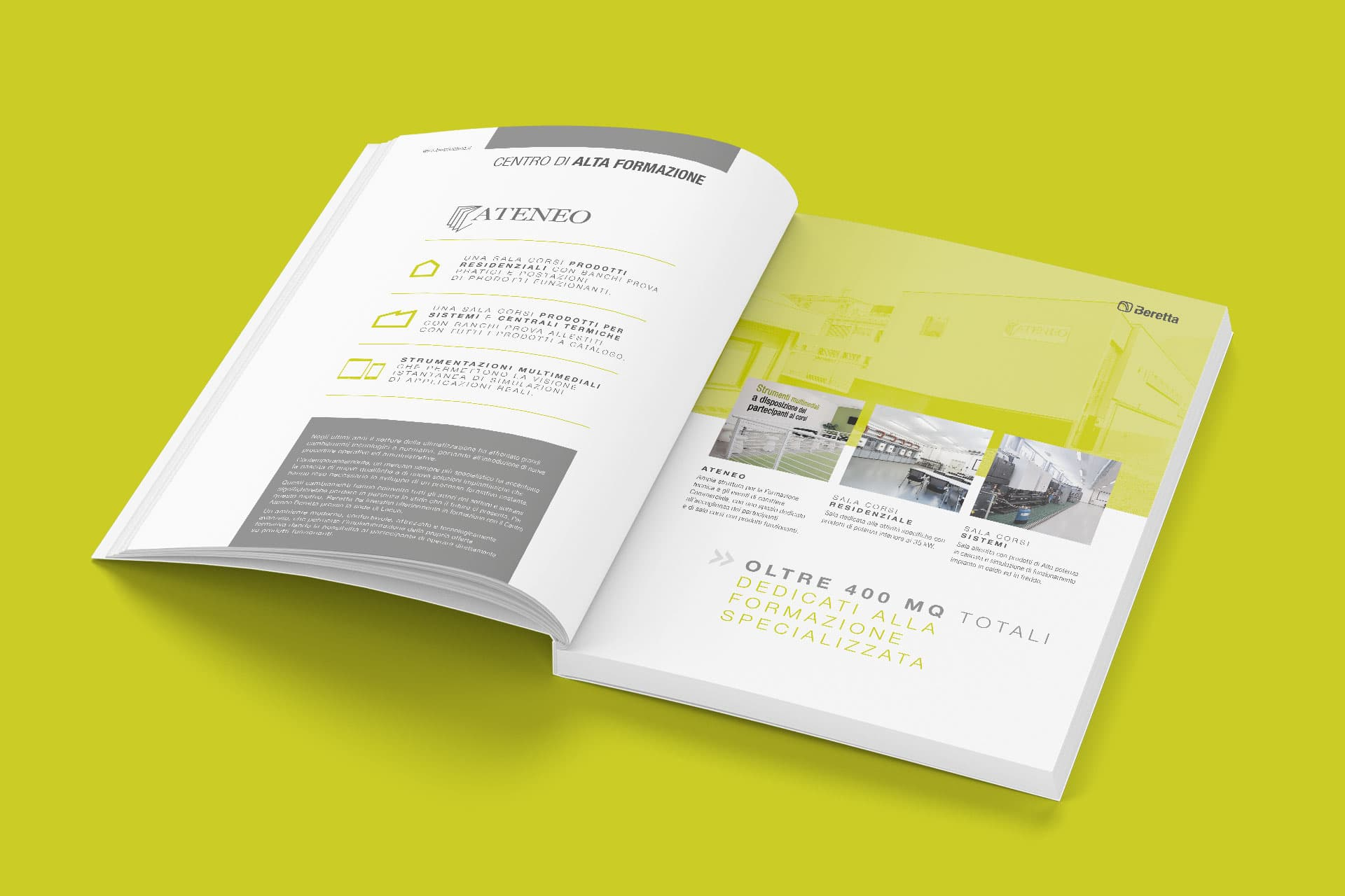 Beretta Clima - Gli specialisti nei sistemi di riscaldamento residenziale