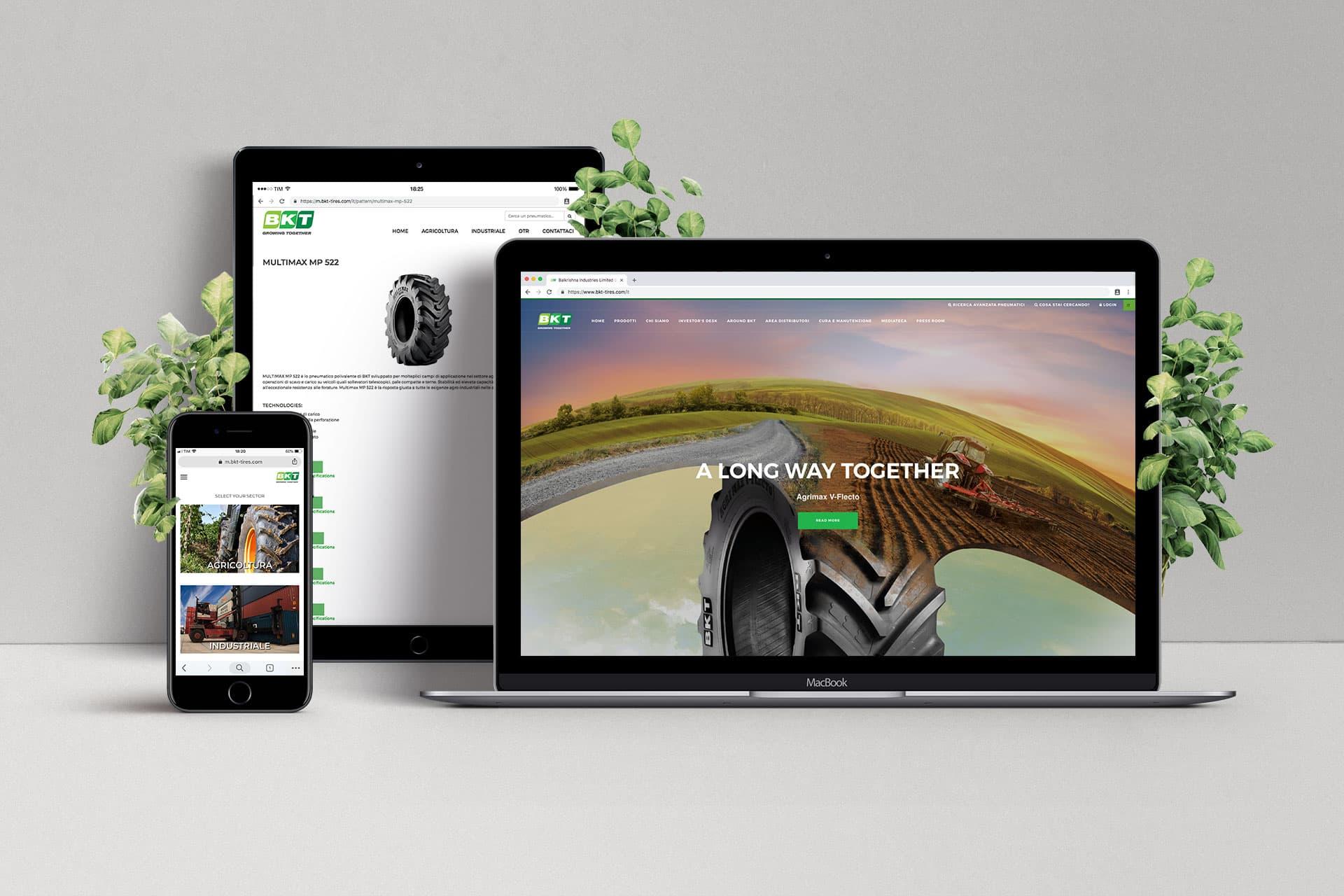 BKT - Tecnologia, innovazione e performance per pneumatici di alta gamma
