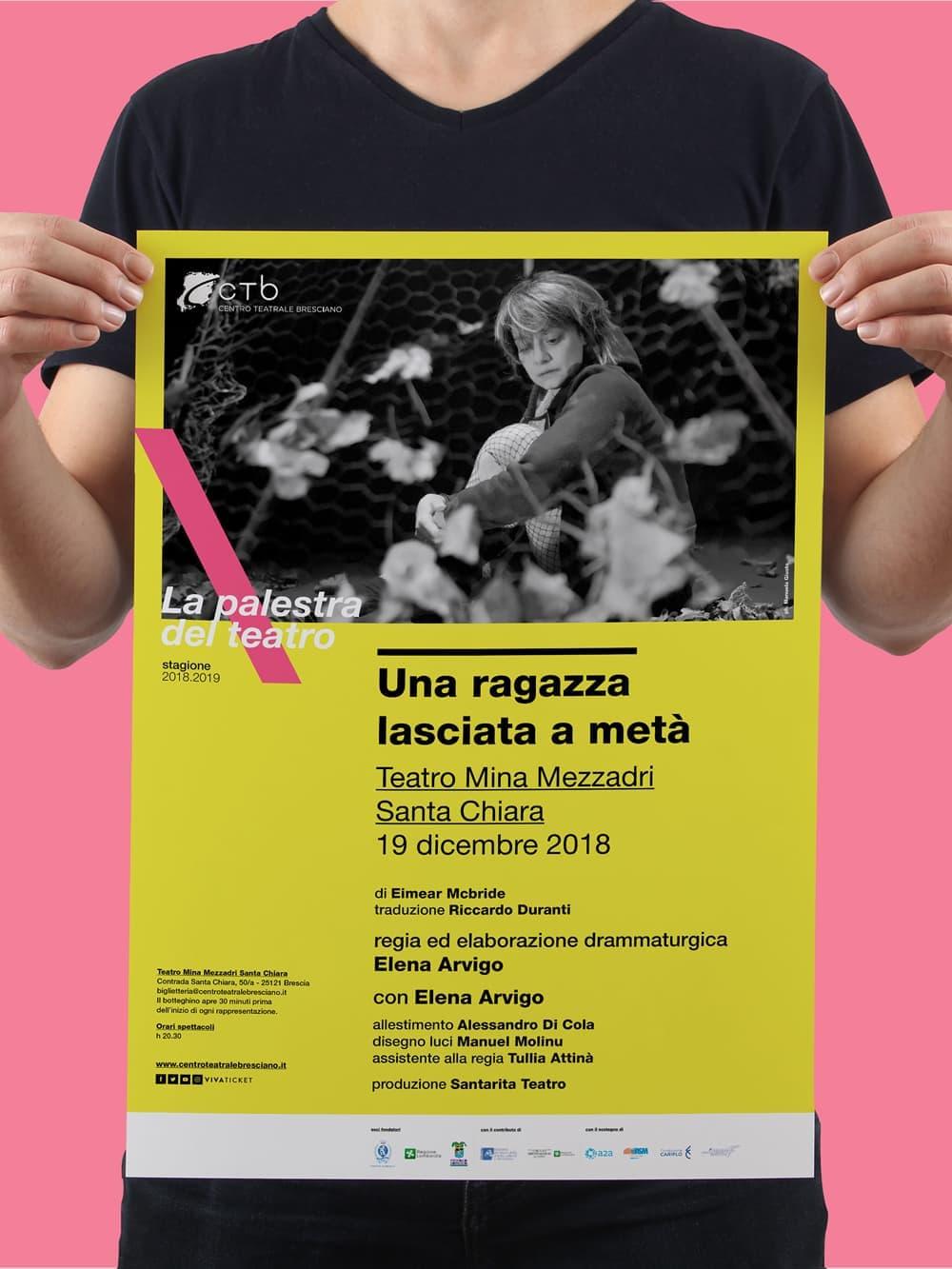 Centro Teatrale Bresciano - Produzione on/offline per il teatro bresciano di rilevanza culturale