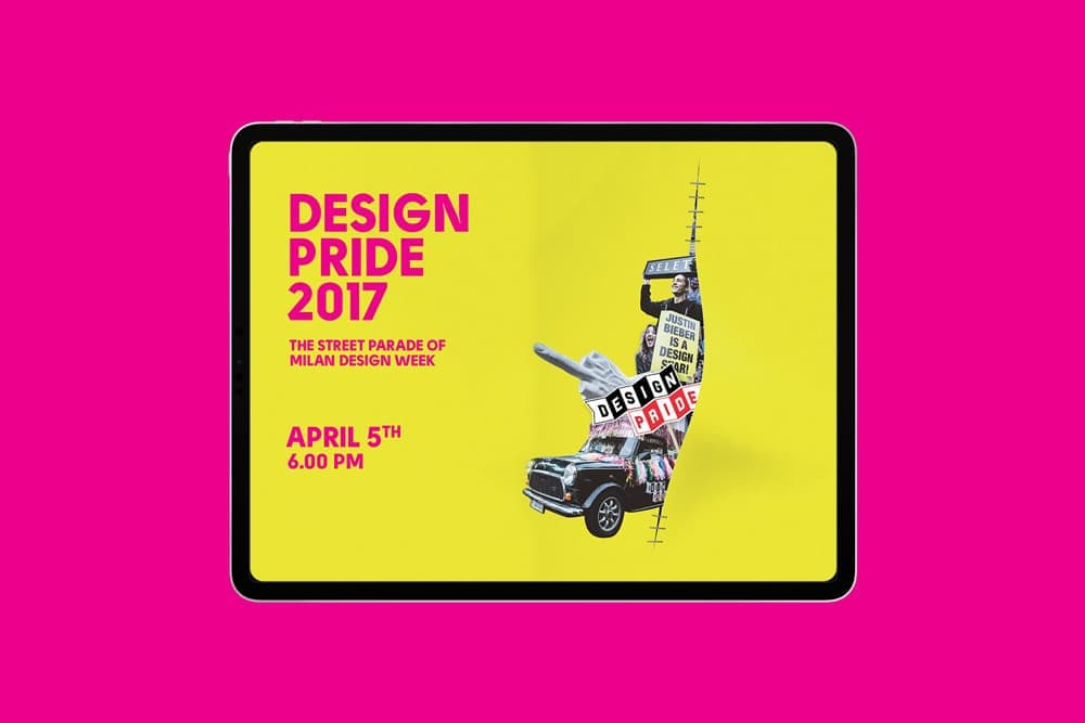 Design Pride - Il party più democratico della Milano Design Week