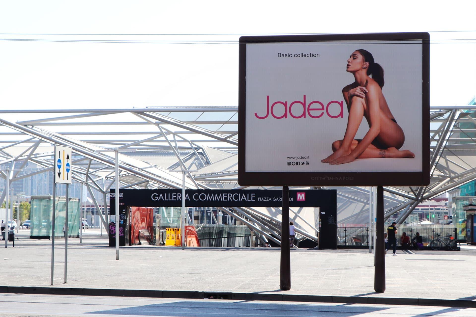 Jadea - Femminilità e sensualità social