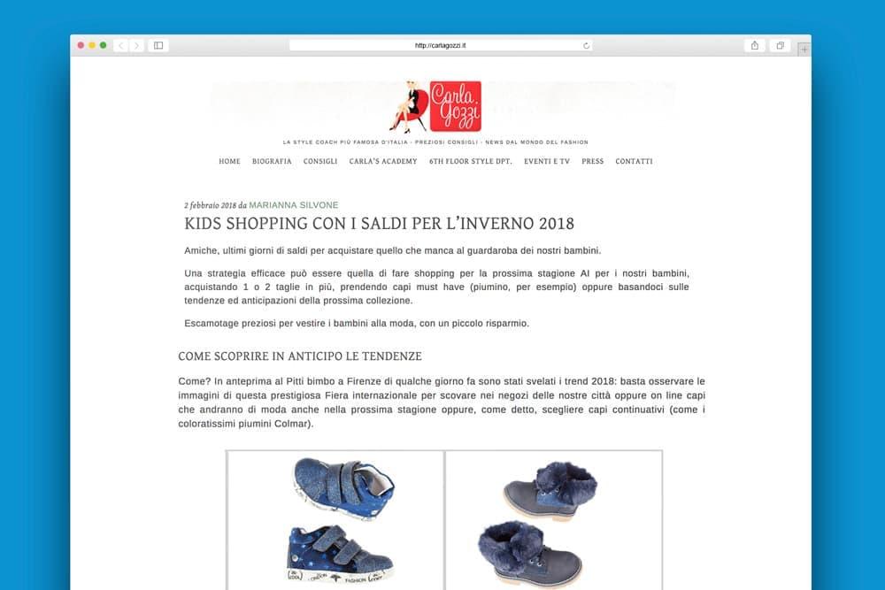 Melania - Piccole, grandi calzature