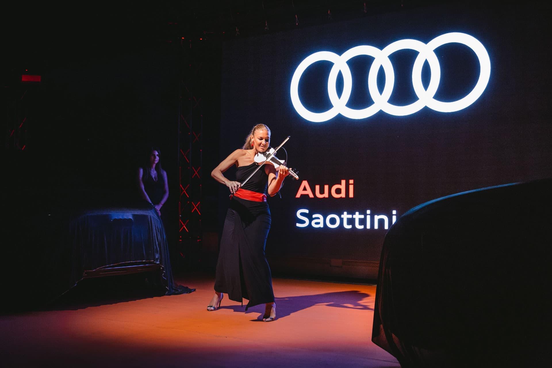 Saottini Auto - L'evento si fa virale