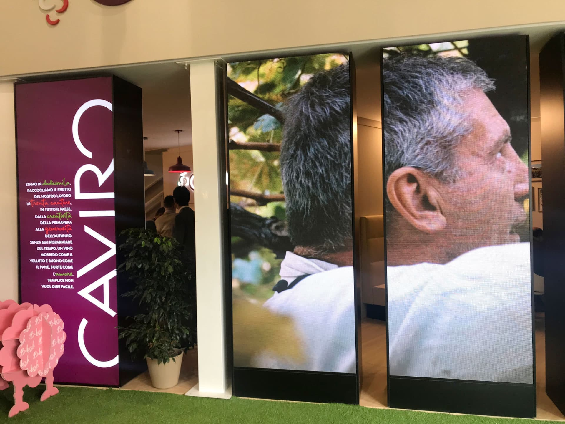 Caviro - Ambasciatori del vino sui mercati mondiali